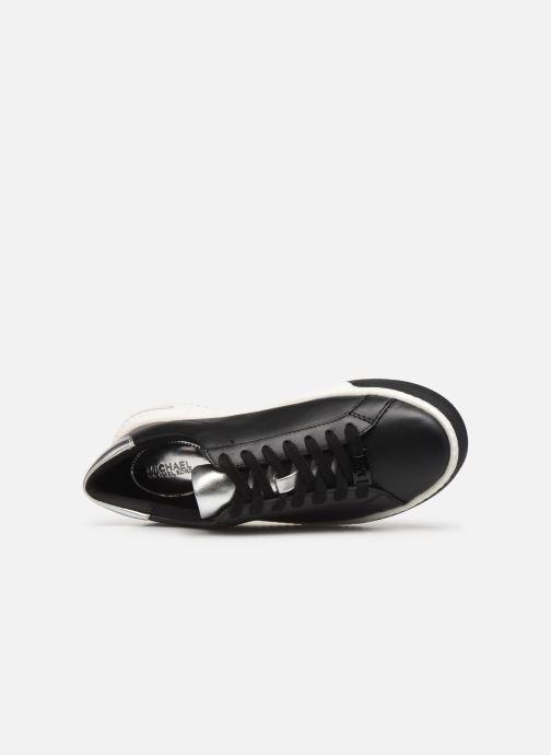 Baskets Michael Michael Kors Codie Lace Up Noir vue gauche