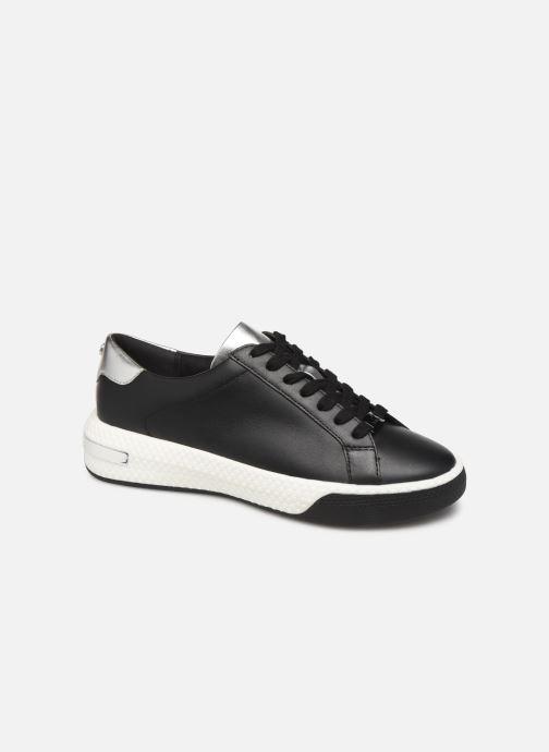 Sneakers Michael Michael Kors Codie Lace Up Zwart detail