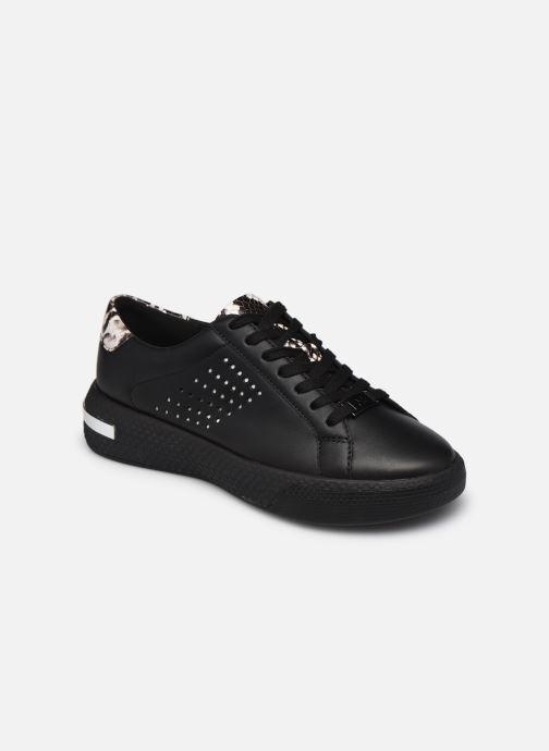 Sneaker Michael Michael Kors Codie Lace Up schwarz detaillierte ansicht/modell