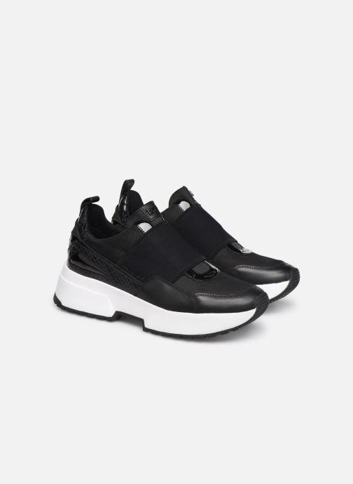 Sneakers Michael Michael Kors Cosmo Slip On Zwart 3/4'