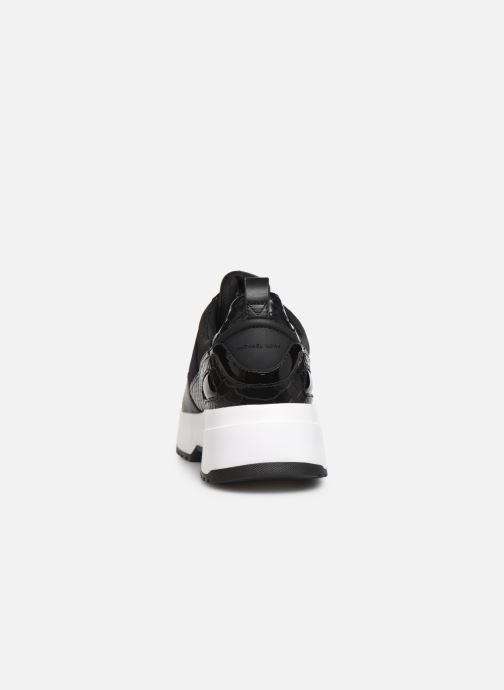 Sneakers Michael Michael Kors Cosmo Slip On Zwart rechts