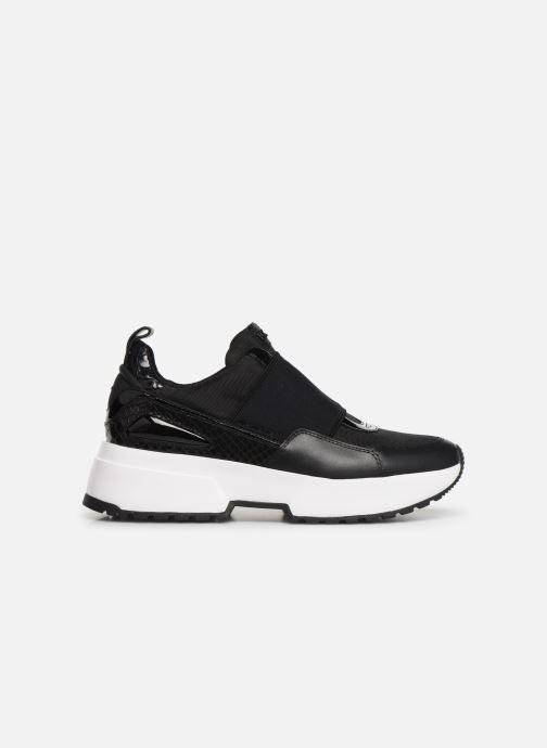 Sneakers Michael Michael Kors Cosmo Slip On Zwart achterkant