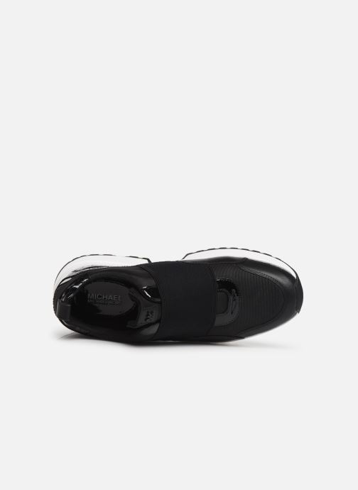Sneakers Michael Michael Kors Cosmo Slip On Zwart links