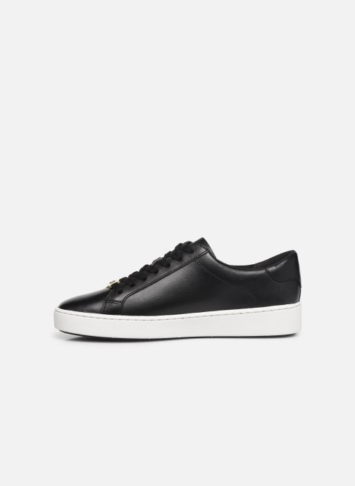 Sneakers Michael Michael Kors Irving Lace Up 2 Zwart voorkant