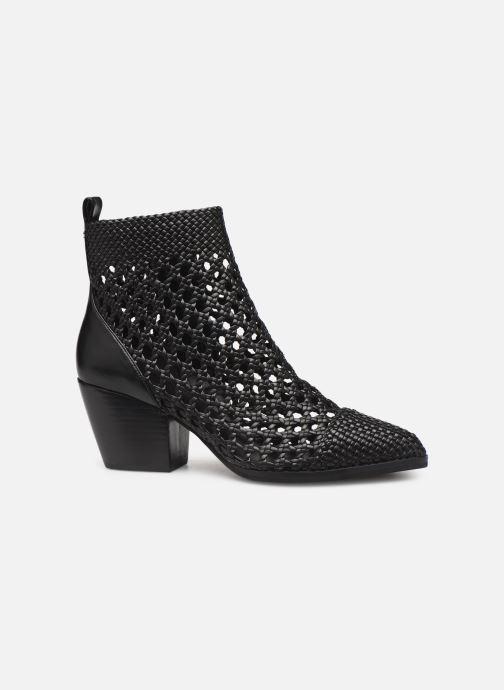 Bottines et boots Michael Michael Kors Augustine Mid Bootie Noir vue derrière