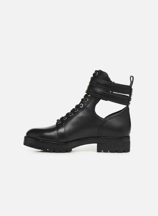 Boots en enkellaarsjes Michael Michael Kors Bensen Bootie Zwart voorkant