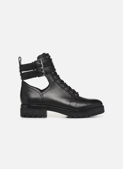 Boots en enkellaarsjes Michael Michael Kors Bensen Bootie Zwart achterkant