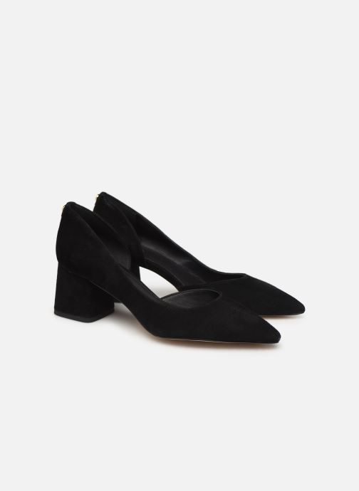 Zapatos de tacón Michael Michael Kors Dixon Pump Negro vista 3/4