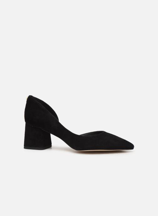 Zapatos de tacón Michael Michael Kors Dixon Pump Negro vistra trasera