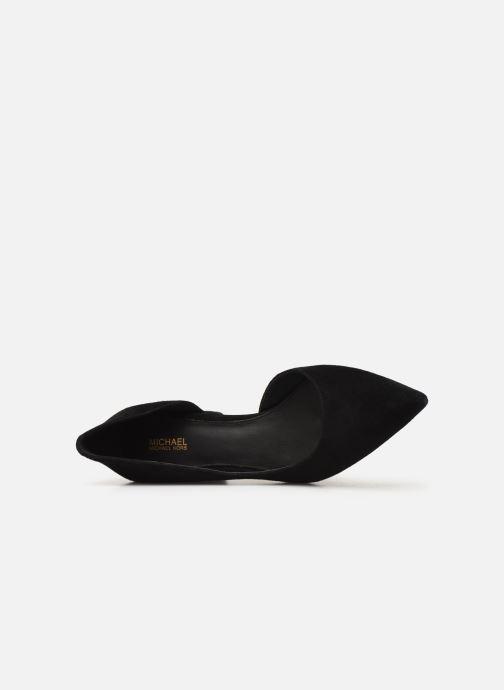 Zapatos de tacón Michael Michael Kors Dixon Pump Negro vista lateral izquierda
