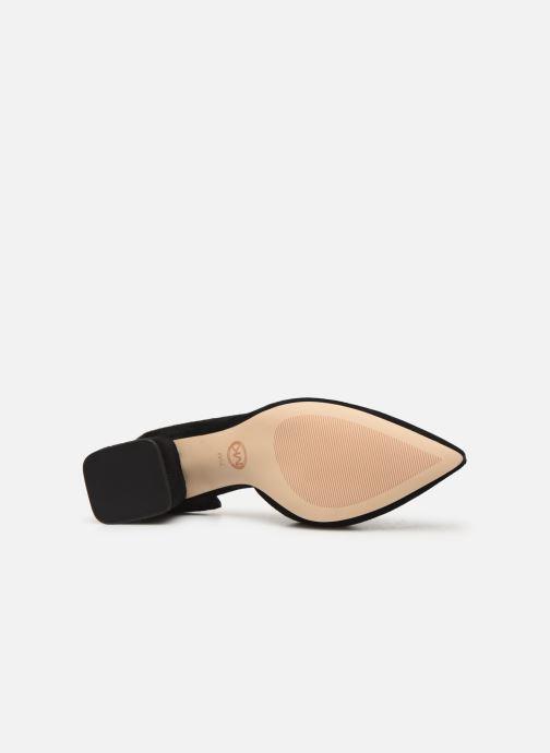 Zapatos de tacón Michael Michael Kors Dixon Pump Negro vista de arriba