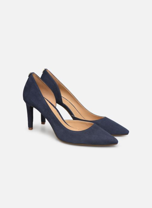 Zapatos de tacón Michael Michael Kors Dorothy Flex d'Orsay Azul vista 3/4