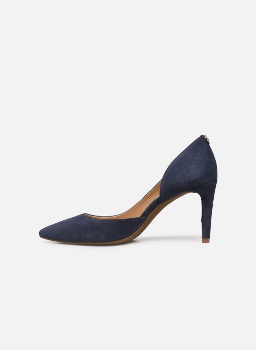 Zapatos de tacón Michael Michael Kors Dorothy Flex d'Orsay Azul vista de frente