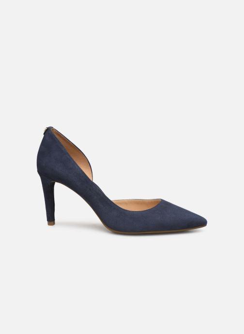 Zapatos de tacón Michael Michael Kors Dorothy Flex d'Orsay Azul vistra trasera