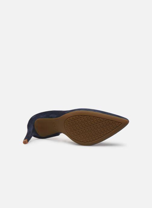 Zapatos de tacón Michael Michael Kors Dorothy Flex d'Orsay Azul vista de arriba