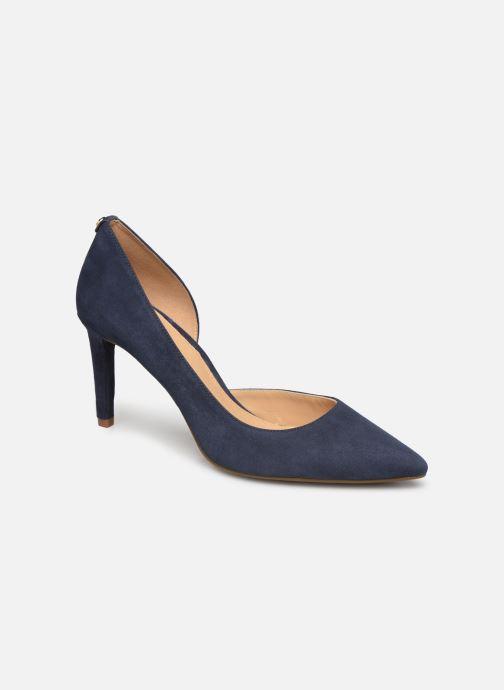 Zapatos de tacón Michael Michael Kors Dorothy Flex d'Orsay Azul vista de detalle / par