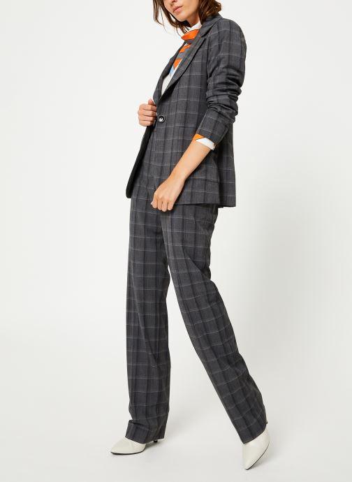 Essentiel Antwerp Veste blazer - Team (Gris) - Vêtements (378606)