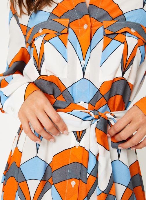 Vêtements Essentiel Antwerp Trootroo Blanc vue face
