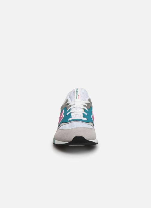 Sneakers New Balance GR997 Multicolore modello indossato