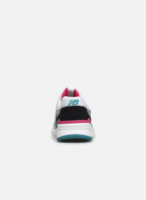 Sneakers New Balance GR997 Multicolore immagine destra