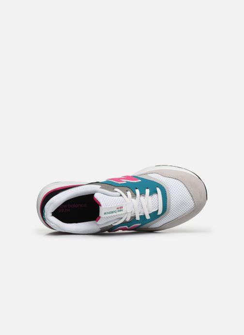 Sneakers New Balance GR997 Multicolore immagine sinistra