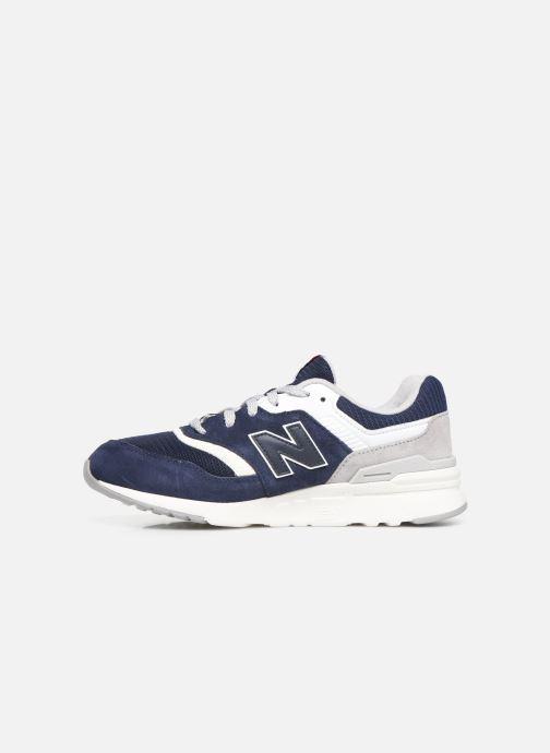 Sneakers New Balance GR997 Blauw voorkant