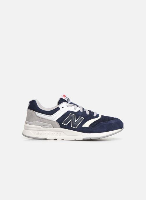 Sneakers New Balance GR997 Blauw achterkant