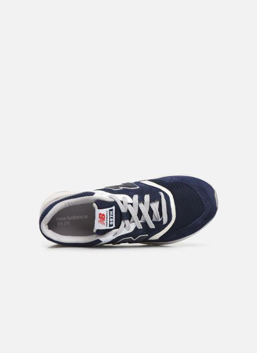 Sneakers New Balance GR997 Blauw links