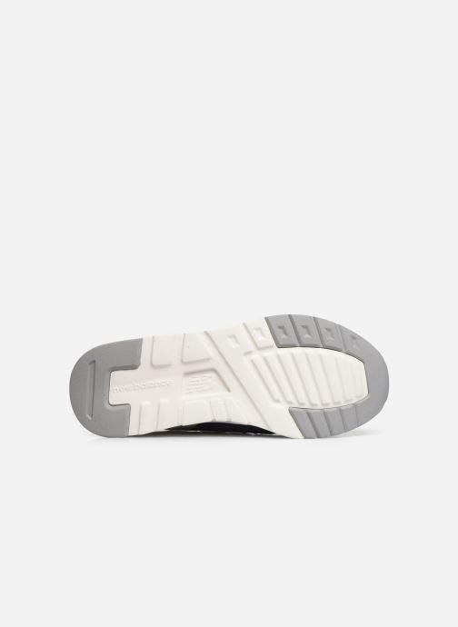 Sneakers New Balance GR997 Blauw boven