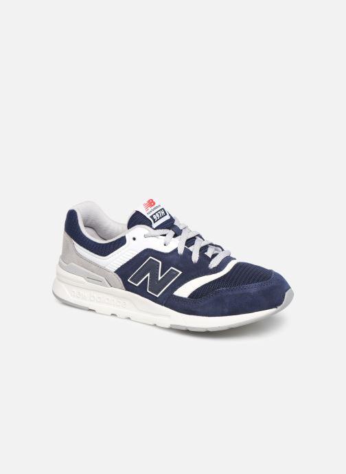 Sneakers New Balance GR997 Blauw detail