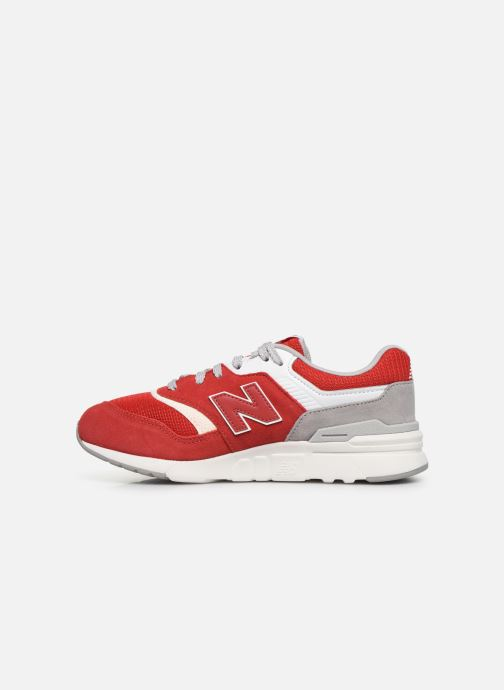 Sneakers New Balance GR997 Rood voorkant