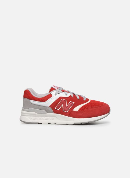 Sneakers New Balance GR997 Rood achterkant