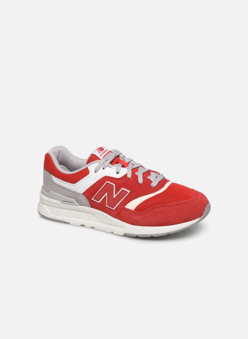 Sneakers New Balance GR997 Rood detail