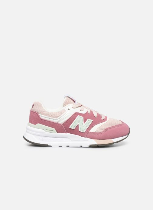 Trainers New Balance GR997 Pink back view