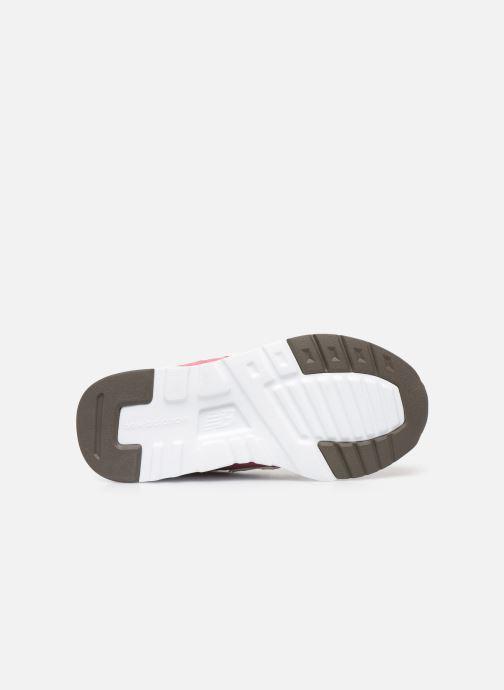 Sneakers New Balance GR997 Roze boven