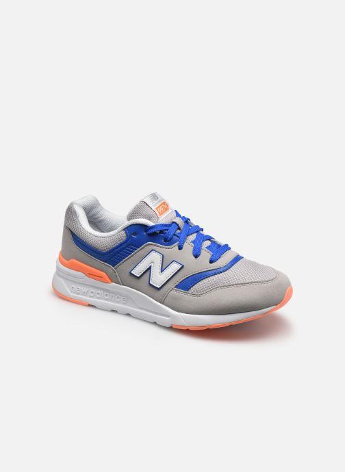Sneaker New Balance GR997 grau detaillierte ansicht/modell
