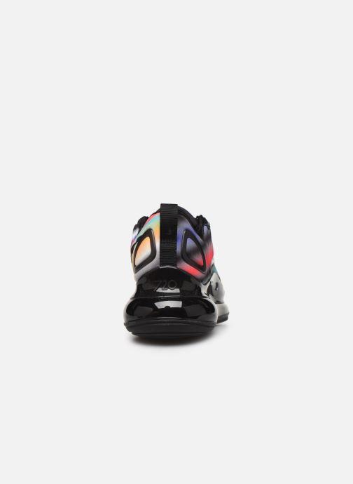 Baskets Nike Nike Air Max 720 (Gs) Multicolore vue droite