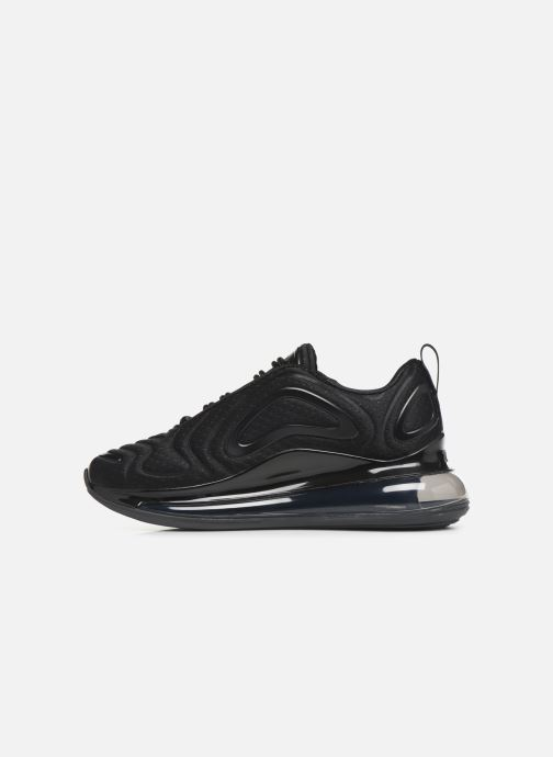 Sneakers Nike Nike Air Max 720 (Gs) Zwart voorkant