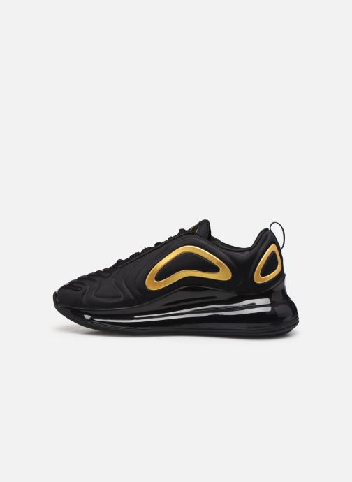Trainers Nike Nike Air Max 720 (Gs) Black front view