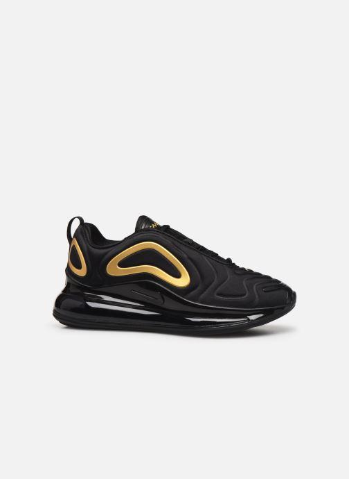 Trainers Nike Nike Air Max 720 (Gs) Black back view