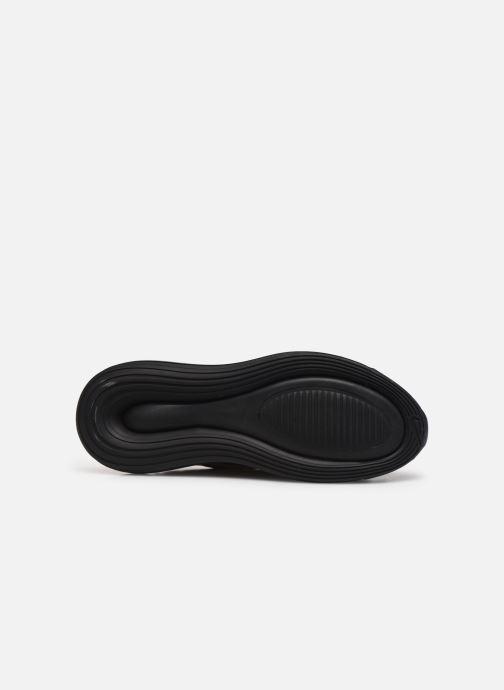 Baskets Nike Nike Air Max 720 (Gs) Noir vue haut