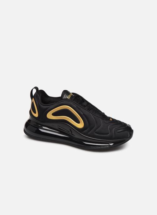 Trainers Nike Nike Air Max 720 (Gs) Black detailed view/ Pair view