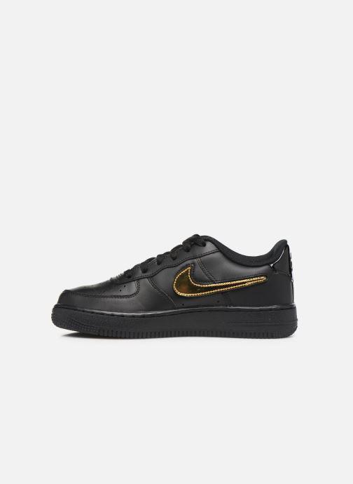 Baskets Nike Air Force 1 Lv8 3 (Gs) Noir vue face