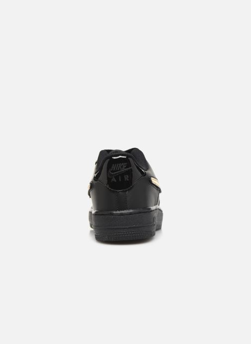 Baskets Nike Air Force 1 Lv8 3 (Gs) Noir vue droite