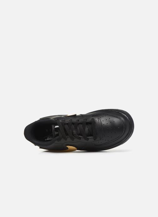 Baskets Nike Air Force 1 Lv8 3 (Gs) Noir vue gauche