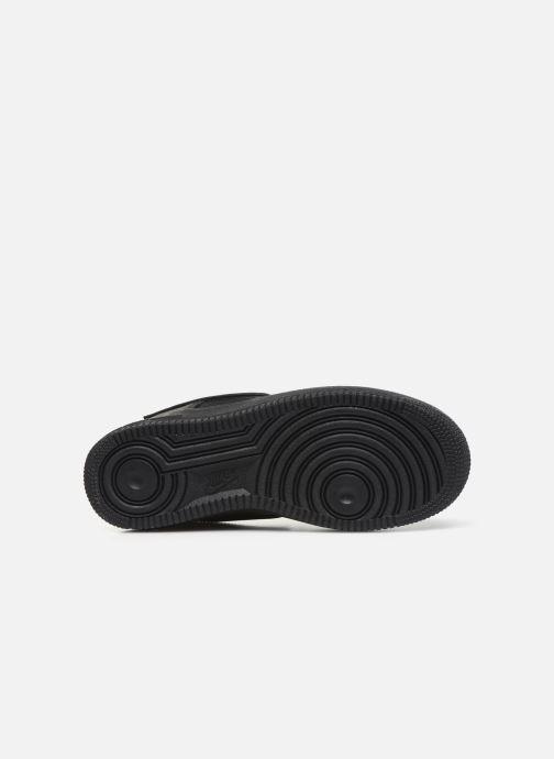 Baskets Nike Air Force 1 Lv8 3 (Gs) Noir vue haut