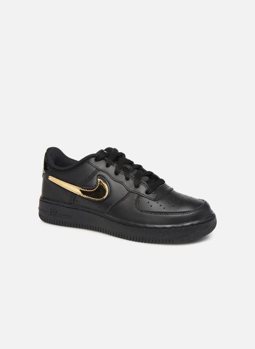 Baskets Nike Air Force 1 Lv8 3 (Gs) Noir vue détail/paire