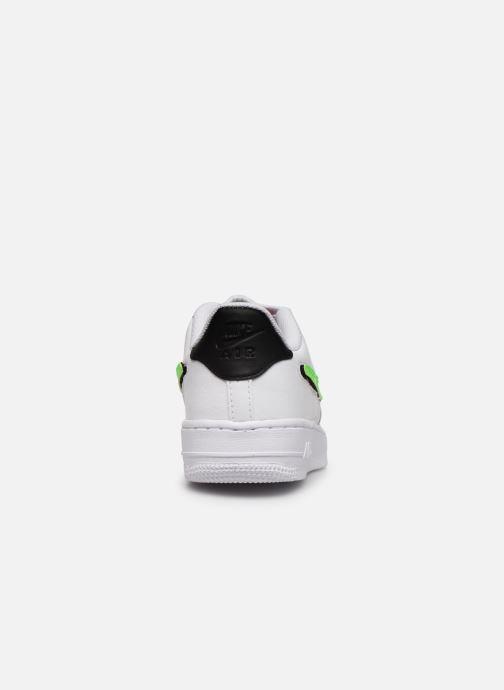 Baskets Nike Air Force 1 Lv8 3 (Gs) Blanc vue droite