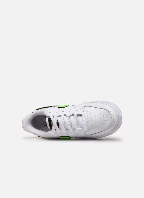 Baskets Nike Air Force 1 Lv8 3 (Gs) Blanc vue gauche