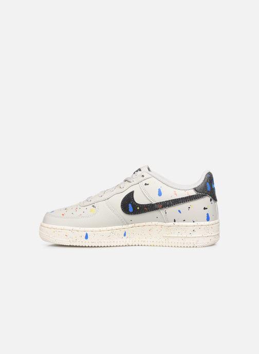 Sneakers Nike Air Force 1 Lv8 3 (Gs) Grijs voorkant